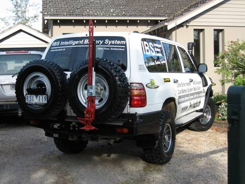 Tjm Tire Carriers Tjm Switzerland